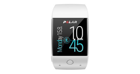 Polar M600 GPS-Sportuhr weiß